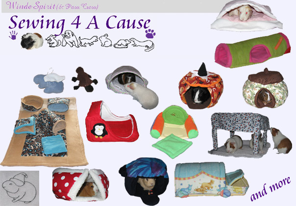 Sewing 4 A Cause